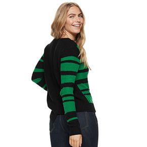 Women's Nine West Asymmetrical Hem Sweater
