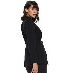 Women's Nine West Belted City Blazer