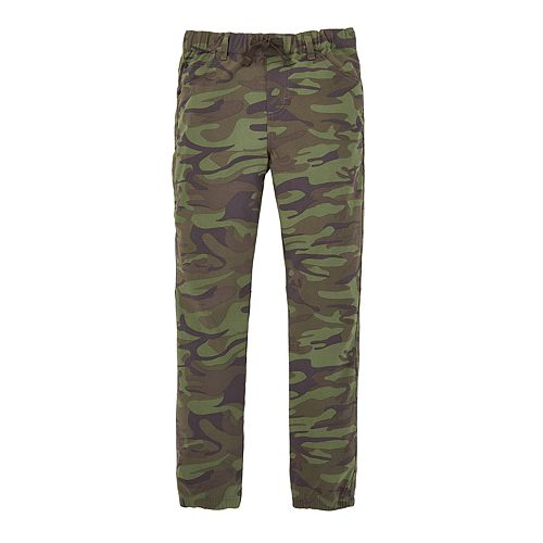 Boys 4-20 Wrangler ATG Cargo Jogger Pants in Regular & Husky