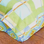 Plaid Laura Fair Full/Queen Bed Skirt