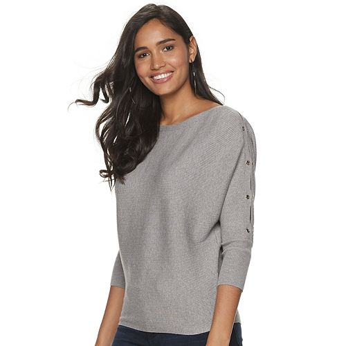 Women's Jennifer Lopez Dolman Sweater