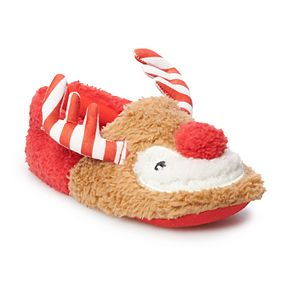 Boys 4-20 Holiday Slipper