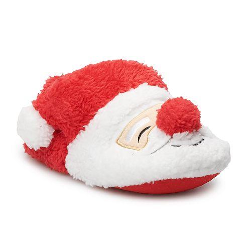 Boys 4-20 Holiday Slipper