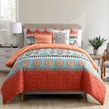 VCNY Home Ezra Medallion Comforter Set