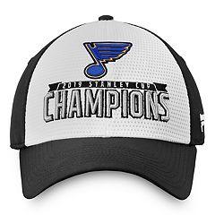 192c64a4ee7 Adult St. Louis Blues 2019 Stanley Cup Champions Flex-Fit Cap