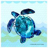Thirstystone OCS Sea Turtle 4-pc. Coaster Set
