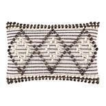 Decor 140 Texture Grey Pillow