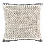 Decor 140 Hali Solid Grey Pillow