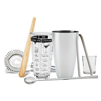 Wanderlust X 7 Piece Mixology Tool Set