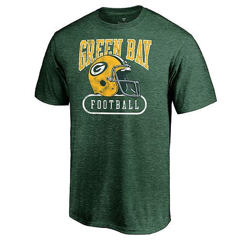 Big & Tall NFL Green Bay Packers Club Classic Short Sleeve Tee