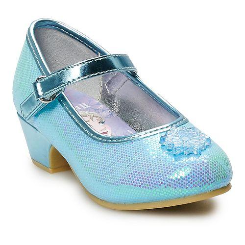 Disney's Frozen 2 Anna & Elsa Toddler Girls' Mary Jane Shoes