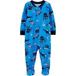 Baby Boy Carter's Octopus Zip-Up Sleep & Play Pajamas