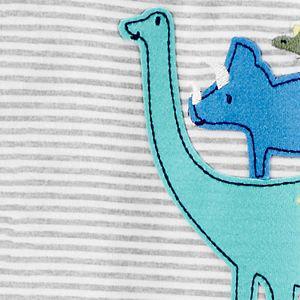 Baby Boy Carter's Dinosaur Zip-Up Sleep & Play Pajamas