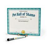 Fred Howligans Pet Shaming Kit