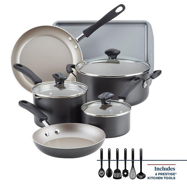 Farberware Cookstart 15 Pc Diamondmax Nonstick Cookware Set