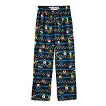 Boys 8-20 Nintendo Mario Kart Pajama Pants