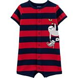 Baby Boy Carter's Sloth Snap-Up Romper