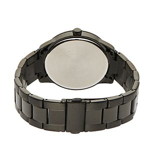 Armitron Men's Diamond Accent Navy Dial Stainless Steel Watch - 20-5409NVTI