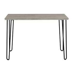 Lavish Home Desk with Hairpin Legs