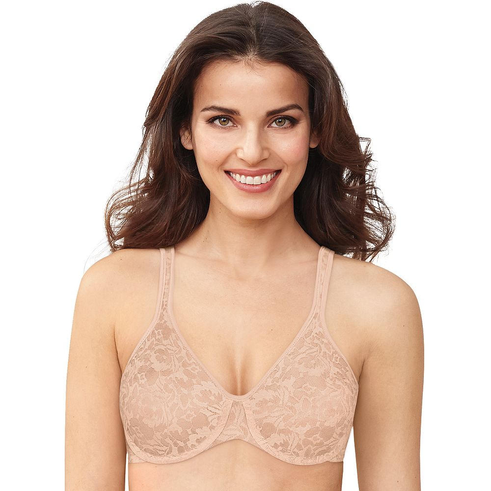 Bali® Passion for Comfort Back Smoothing Underwire Bra DF3382