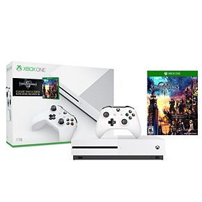 Xbox One S 1TB Kingdom Hearts 3 Bundle