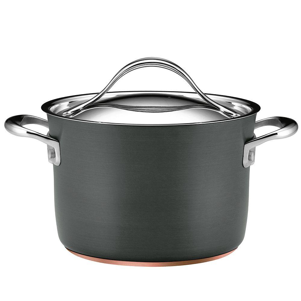 Anolon Nouvelle Copper 4-qt. Soup Pot