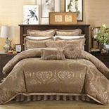 Chic Home Como 13-pc. Comforter, Decorative Pillow & Sheet Set