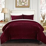 Chic Home Chyna 3-pc. Comforter & Sham Set