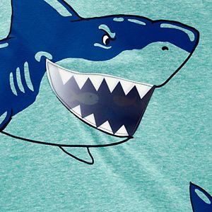 Toddler Boy Carter's Shark Action Graphic Tee