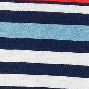 Toddler Boy Carter's Striped Slubbed Henley Top