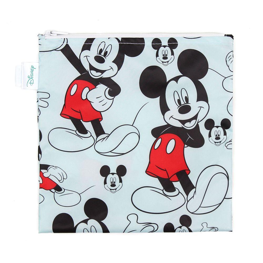 Bumkins Mickey Mouse Reusable Sandwich Bag