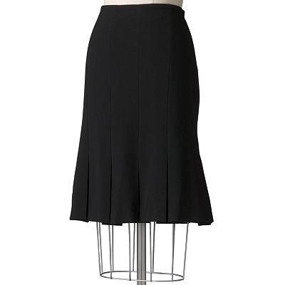 AB Studio Pleated Skirt
