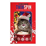 TwinSpin Cute Kitten: The Rotating Discs Puzzle