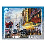 Disney's 1,000-Piece Thomas Kinkade DC Comics The Trinity Puzzle by Ceaco