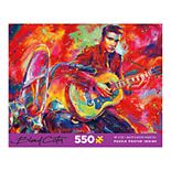 Blend Cota Elvis Rock N Roll 550-Piece Puzzle by Ceaco
