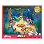 Disney Campfire 400-Piece Together Time Puzzle by Ceaco