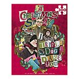 A Christmas Story 300-Piece Puzzle by Ceaco