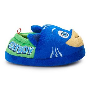 PJ Masks Catboy & Gekko Toddler Slippers