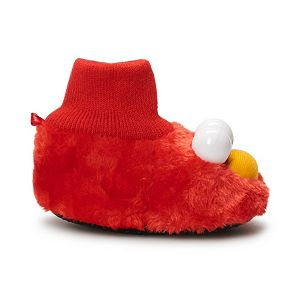 Sesame Street Elmo Toddler Slippers