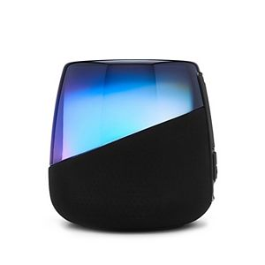 iHome Rechargeable Color Changing Stereo Speaker with Speakerphone and Wireless Charging