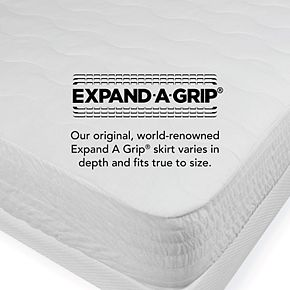 Beautyrest Cotton Blend Mattress Pad