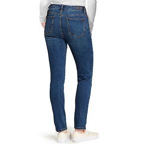 Women's IZOD Tummy Control Skinny Jeans