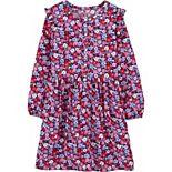 Girls 4-12 Girls Carter's Floral Drapey Dress