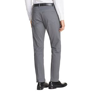 Men's Van Heusen Flex Slim-Fit Tech 5-Pocket Sateen Casual Pants