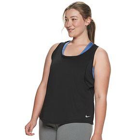 Plus Size Nike 10k Running Tank