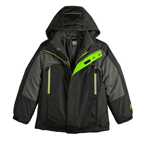 Boys 8-20 ZeroXposur 3-in-1 Systems Jacket