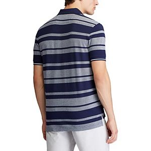 Men's Chaps Classic-Fit Striped Polo