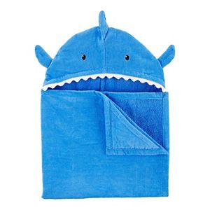 Baby Boy Carter's Shark Hooded Towel