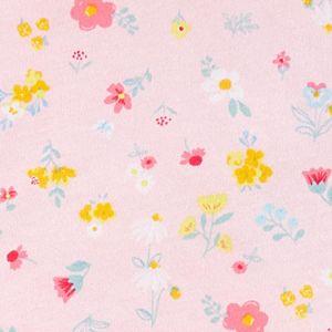 Baby Girl Carter's Floral Jersey Top & Capri Legging Set