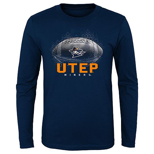 Boys 4-20 UTEP Miners Hexagon Tee